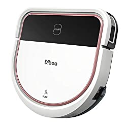 Image of the product Dibea Robotic Vacuum that is listed on the catalogue brand of Dibea.