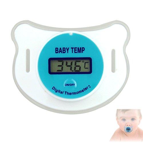 67 opinioni per Tera Ciuccio/ Capezzolo Termometro Digitale Bambino/Neonati