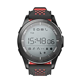 NO.1 F3 Sports Smartwatch Rotatable Dial 30m Impermeable Natación ...