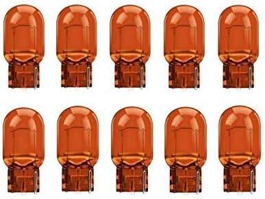 10x WY16W 16W 12V W2,1x9,5d BLINKER LAMPEN FALTSCHACHTEL 10 ST/ÜCK BLINKLEUCHTEN