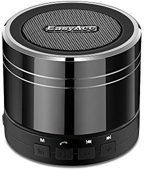 EasyAcc Altavoz Bluetooth Portátil Recargable con Micrófono FM ...