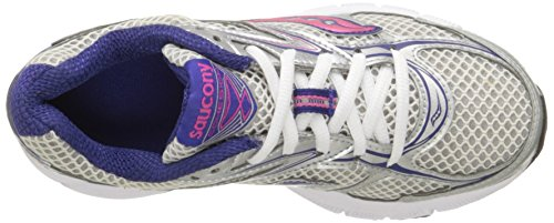 8 Silver Saucony navy pink Donna Cohesion RqAHAtxw5