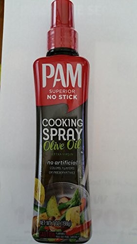 Pam Superior No Stick Olive Oil Cooking Spray 7 oz