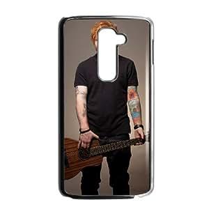 LG G2 Cell Phone Case Black Ed Sheeran Iczg