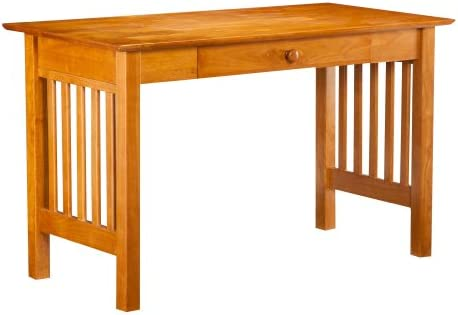 Atlantic Furniture Mission Writing Desk - a good cheap home office desk