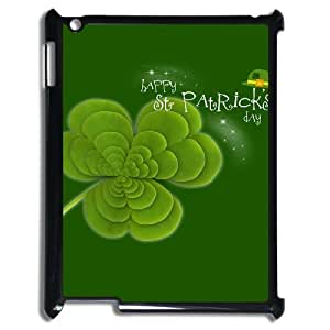 High Quality {YUXUAN-LARA CASE}Cetic Clover - Lucky Clovers For Ipad 2/3/4 Case STYLE-9