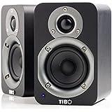 Tibo Plus Mini Active Bluetooth Speakers - Black