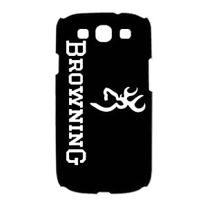 Browning Case for Samsung Galaxy S3 I9300, I9308 and I939 Petercustomshop-Samsung Galaxy S3-PC01132