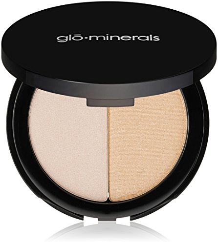 (glo Minerals Nbcf Shimmer Duo, Candle)
