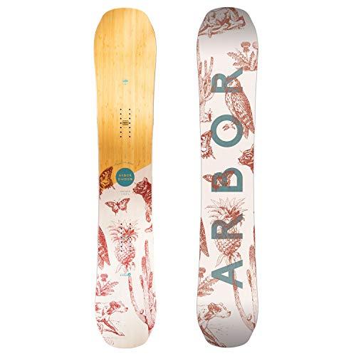 Arbor Swoon System Rocker Snowboard - Women