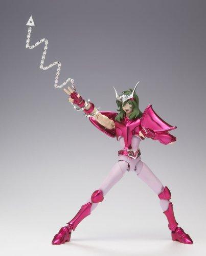 "41a3svuMiRL - Bandai Tamashii Nations Andromeda Shun ""Saint Seiya"" - Saint Cloth Myth EX"