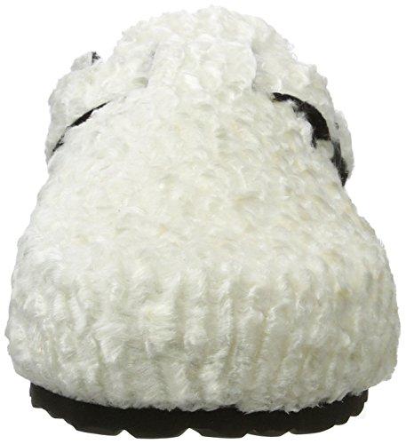 Collection Herrmann HHC Crudo 20 Femme Blanc Mules Hans ZaqC5w6xBx