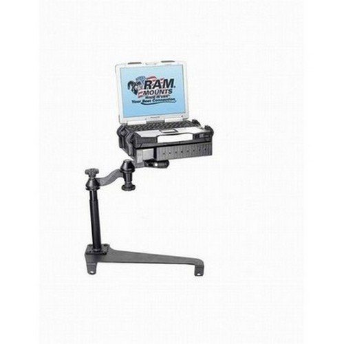 Price comparison product image No-Drill Laptop Mount for the Toyota Sequoia & Tundra