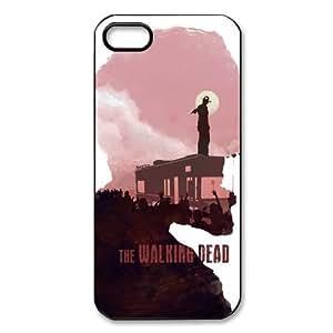 iPhone 4 / iPhone 4s TPU Gel Skin / Cover, Custom TPU iPhone 4g Back Case - The Walking Dead