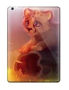 CaseyKBrown AGvLPja5106NxmhV Case Cover Skin For Ipad Air (cute Cheetah)