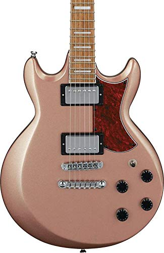 Ibanez AX 6 String Solid-Body Electric Guitar, Right, Copper Metallic, Full (AX120CM)