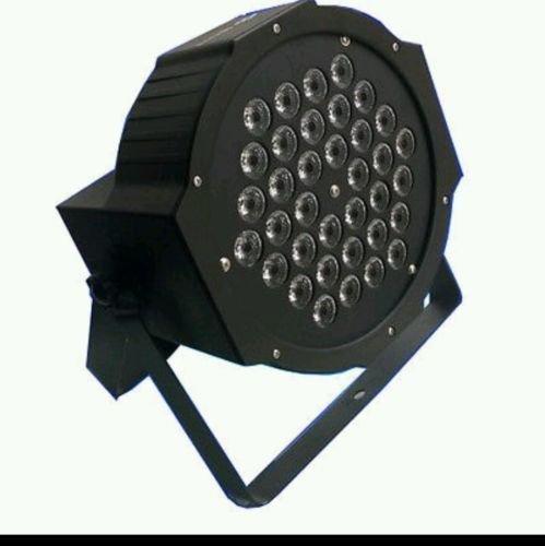18 X 3 Par Light RGB DMX-512 Sound Actived Magic Effect Led Stage Lights for KTV Xmas Party Wedding Show Club Pub House…