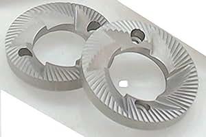 Amazon Com Kitchenaid Kpcgbp Replacement Burr Plates For