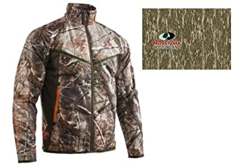 6ba62ae213 Under Armour Mens Camouflage Armourloft Hunting Jacket: Amazon.co.uk ...