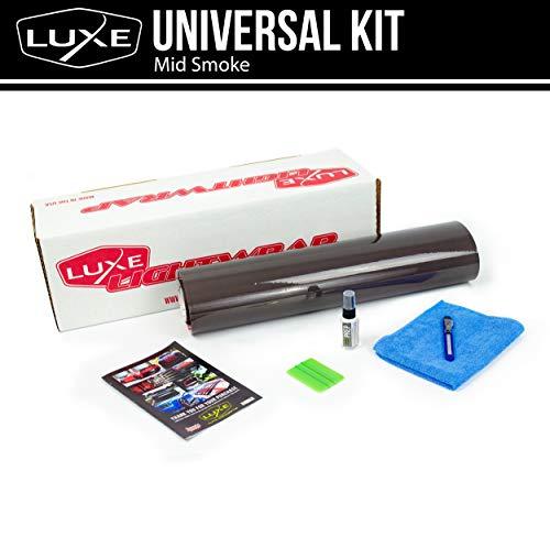 Luxe LightWrap Mid Smoke Universal Headlight Tail Light Tint Kit (20