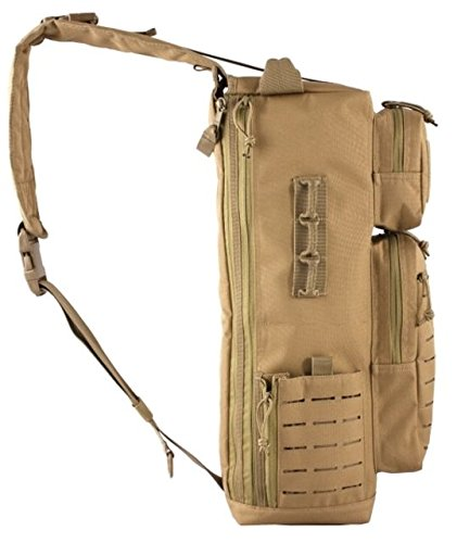 Red Rock Outdoor Gear Riot Sling Pack Coyote by Red Rock Outdoor Gear (Image #5)