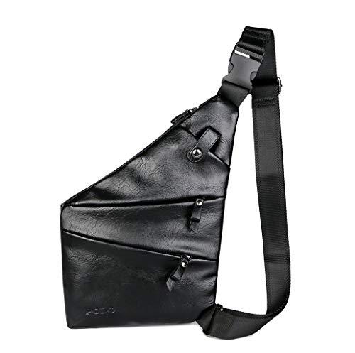 donne antifurto Crossbody Bag tracolla di a e Sacchetti Sling Ahda uomini spalla OgZnPx