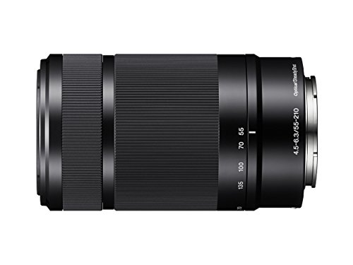 Sony E 55-210mm F4.5-6.3 Lens for Sony E-Mount Cameras (Black) by Sony (Image #3)