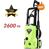 Best Electric Power Washers - Homdox 2600 PSI Pressure Washer, Electric Power Washer Review