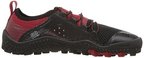 VIVOBAREFOOT Women's Primus Lightweight Soft Ground Trail Running Shoe Black A7SCx