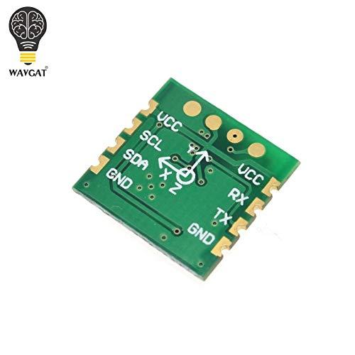 WAVGAT 6 Axis MPU6050 Module Gyroscope DMP Engine Kalman Filter