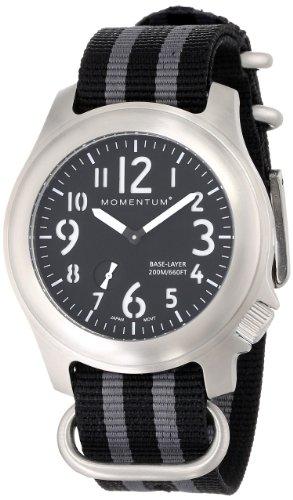 ST. MORITZ Momentum Men's 1M-SP76B7S Base Layer Stainless...