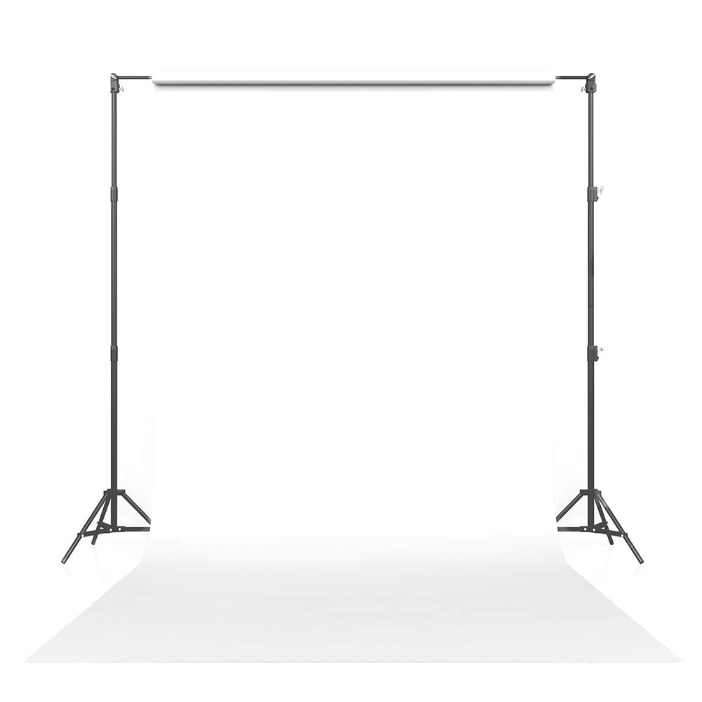Savage Seamless Paper Photography Backdrop - #1 Super White (86 in x 18 ft) Made in USA