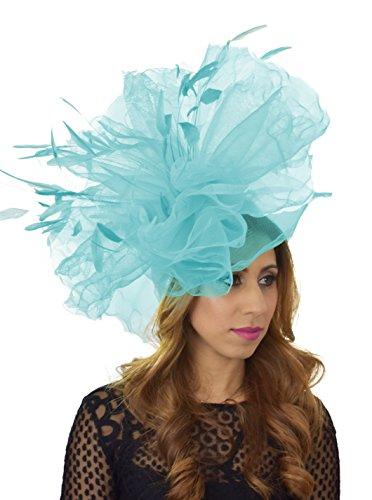 Grande Ascot Fascinator Derby By Cressida Gorgeous nbsp; Cappello Miladhoo Hats UfqIX