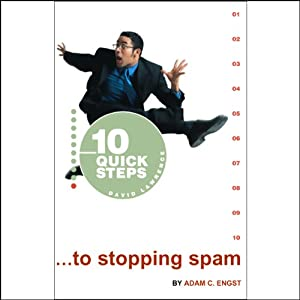 10 Quick Steps to Stopping Spam Audiobook
