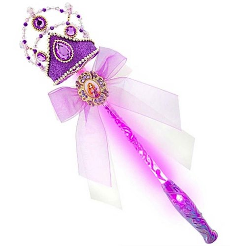 Disney Light-Up Tangled Rapunzel Wand - coolthings.us