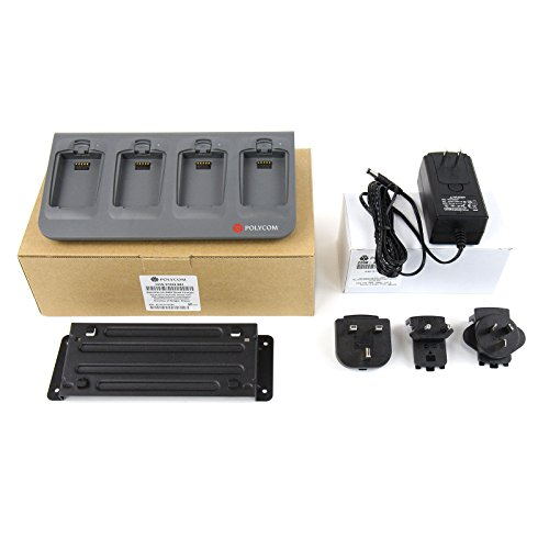 - Polycom 1310-37224-701 SpectraLink 8400 Series Quad Charger. Order p . . .