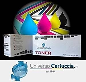 Universocartuccia® Toner Compatibile per HP CF279A 79A Laserjet Pro M12, M12a, M12w, MFP M26A, MFP M26nw | 1.000 Pagine | Nero (2 TONER, CF279A) Idem Rebuilding