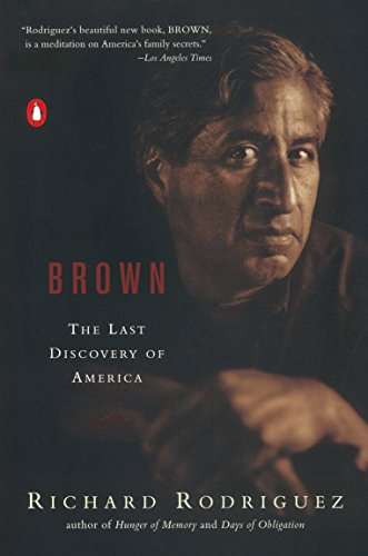Cover of Brown: The Last Discovery of America