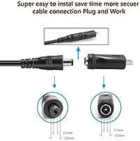 TAIFU 15 in 1 Universal Netzteil Konverter Kabel für: Amazon