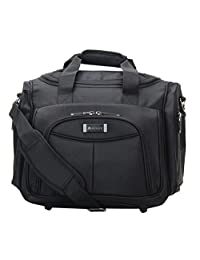 Delsey Helium 250 Lightweight Luggage GX Personal Bag - Black