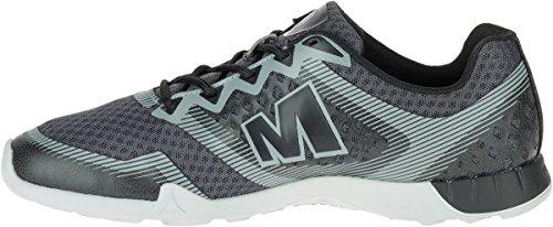 Merrell Versent Tech, Herren Schuhe, Gr. 46.5, Granite