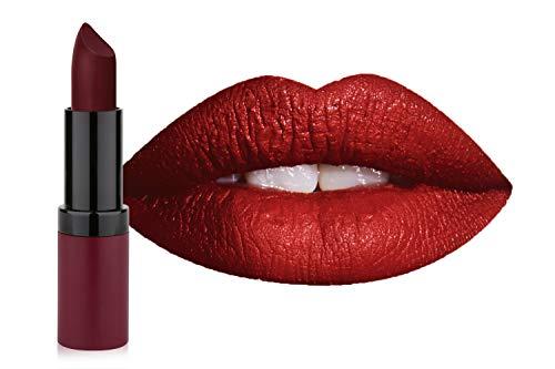 Golden Rose Velvet Matte Lipstick, 23 Kenyan Copper -