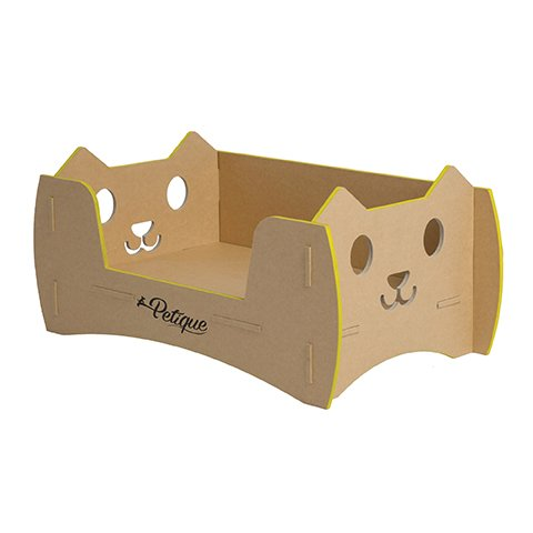 PETIQUE BD07010000 Pet Bed, Kraft, One Size