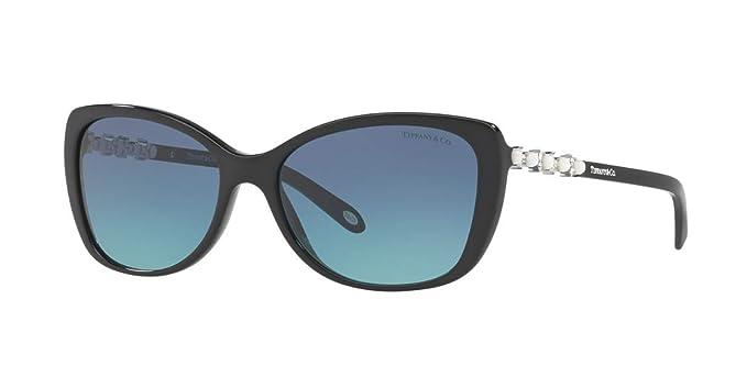 Tiffany & Co. 0TY4103HB 80019S 56 Gafas de sol, Negro (Black ...