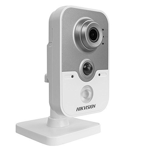 Hikvision DS-2CD2442FWD-IW 4MP 2.8mm IP PoE Indoor IR Wireless WiFi Cube Camera with WDR - English Retail Version