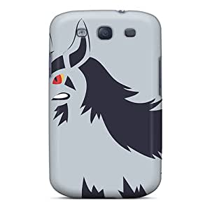 Hot Mightyena First Grade Tpu Phone Case For Galaxy S3 Case Cover