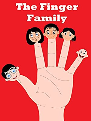 The Finger Family Song - Nursery Rhymes Video for Kids