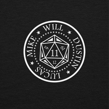 NERDO Strange Cube - Damen T-Shirt, Größe L, schwarz