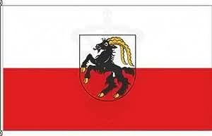 Bandera Bandera jüterbog–60x 90cm