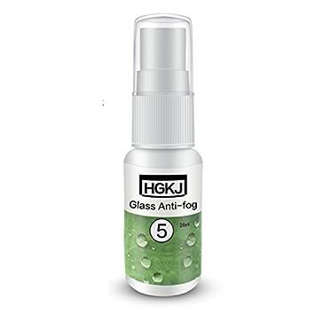 Accreate 20ml/50ml Anti-Fog Agent Waterproof Rainproof Anit-Fog Spray for Front Window Glass Anti Mist Goggles(20ML)
